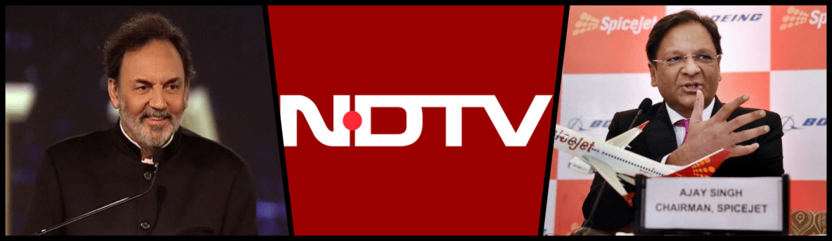 As Speculation Mounts Over NDTV Takeover, Here's a Look at Top Suitor Ajay Singh